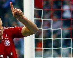 Robben, Bayern'de Kaldı