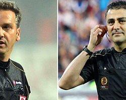 Trabzon'da  Maçın Hakemi Abitoğlu!