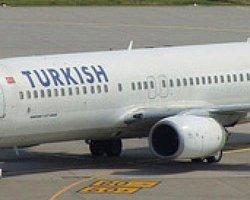 THY Uçağı Tehlike Atlattı