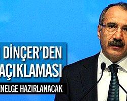Danıştay'ın İptaline Bakan Dinçer 'Hukuki Garabet' Dedi