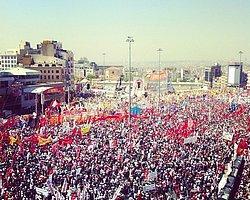 Vali Mutlu: 'Olay Çıkarsa Taksim'e İzin Vermem'
