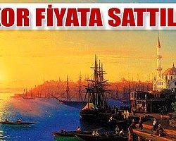 'İstanbul ve Boğaz' 9 Milyon TL'ye Satıldı