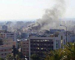 Suriye Ordusu Yine Bombaladı