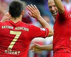 Ribery Ve Robben Barıştı