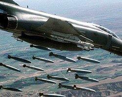 'Irak'taki PKK Kampları Bombalandı'