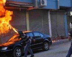 Nusaybin'de Üç Ayrı Noktaya Saldırı
