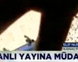 Kanaltürk Ekibi Canlı Yayında Gözaltına Alındı!