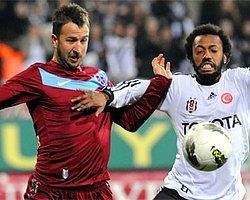 Trabzonspor - Beşiktaş Derbisi