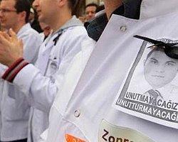 Dr. Ersin Arslan Kurtarılamadı, Sağlık Çalışanları Ayakta