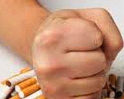 Bir Yılda 2 Milyon 200 Bin Kişi Sigarayı Bıraktı