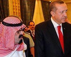 Başbakan Bu Kez Suudi Arabistan'da