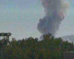 Kahramanmaraş'ta Patlama: 4 Ölü!