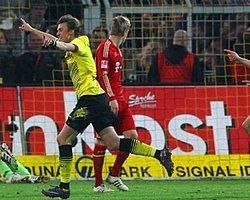 Borussia Dortmund: 1 - Bayern Münih: 0