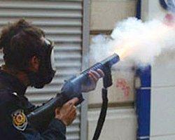 Emniyet'ten Gaz Açıklaması: 'Polislere Bir Şey Olmadı'