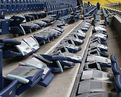 Saracoğlu Stadı'nda 45 Bin Liralık Zarar