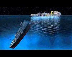 James Cameron Titanik'in yeniden batırdı VİDEO