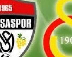 Manisaspor ( 0 ) - ( 1 )Galatasaray ( CANLI ANLATIM )
