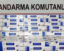 Sivas'ta Kaçak Sigara Operasyonunda 15 Tutuklama