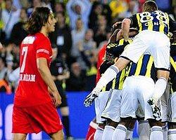 Fener Kazandı Antalya Sevindi