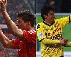Bundesliga'da Yarış Tam Gaz!