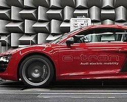 Audi Motor sesi besteliyor