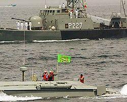 İran, Çin Gemisini Korsanlardan Kurtardı