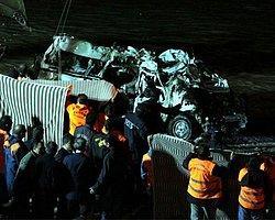 Zonguldak'ta Köprü Çöktü: 10 Kişi Kayıp