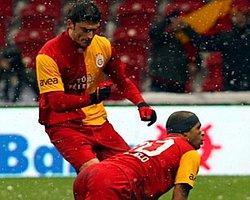 Galatasaray'da Şok Kavga!