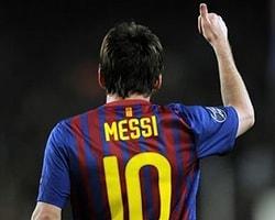 Messi Kırılmadık Rekor Bırakmadı!