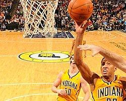 Indiana'yı Carmelo'da Yıkamadı!