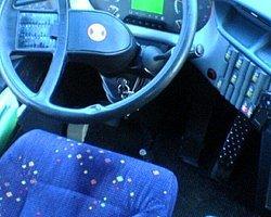 Alkollü Sürücü Bu Otobüsü Çalıştıramıyor