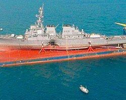 Bu Gemi, Savaş Gemilerini Taşıyor!