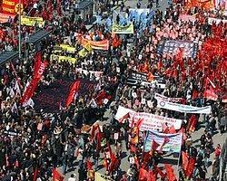 Sivas'ta Zamanaşımına Protesto