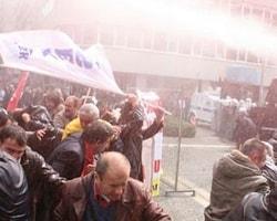 Ankara Valiliği'nden KESK Eylemine Katılanlara Yasal İşlem