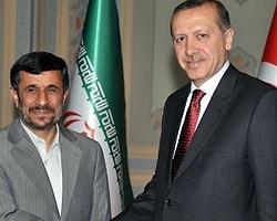 Başbakan Erdoğan, Ahmedinejad İle Görüşüyor