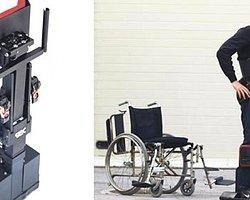 Engellileri Ayağa Kaldıran Robot