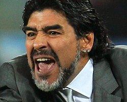 Maradona'dan Suçlamalara Ret