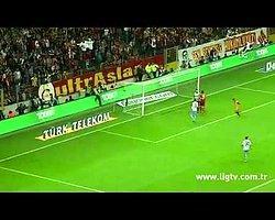 Galatasaray İle Trabzonspor 111. Kez