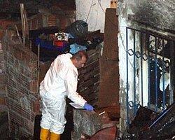 Kağıthane'de Çıkan Yangında 3 Yaşındaki Çocuk Öldü