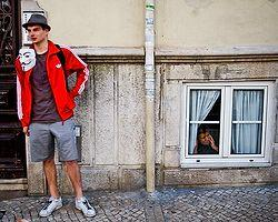 """""""Bir Foto-Muhabirin Lizbon'daki Bir Günü"""""""