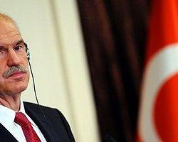 Dolmabahçe'de Erdoğan-Papandreu Görüşmesi
