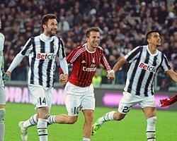 İtalya'da İlk Finalist Juventus