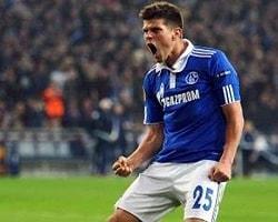 Schalke'den Huntelaar'a Servet