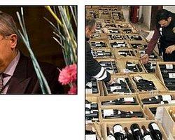 Kaçak Şaraplar Büyükelçinin Deposunda Çıktı