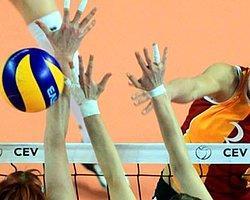 Galatasaray, CEV Kupası'nda Yarı Finale Çıktı