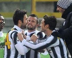 Juventus Ezdi Geçti: 0-5