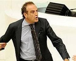 BDP'li Sırrı Sakık, AKP'li Vahit Kiler'e Vazo Fırlattı