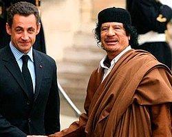 Kaddafi'den Sarkozy'e Seçim Yardımı Belgelendi