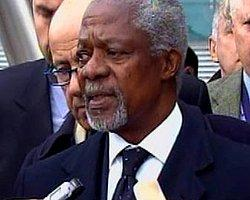Kofi Annan Mekik Dokuyor