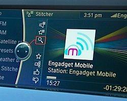 BMW ile Stitcher işbirliği duyuruldu